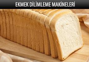GMG Ekmek Dilimleme Makineleri